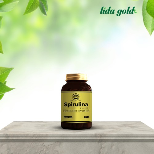 Spirulina 30 tablets